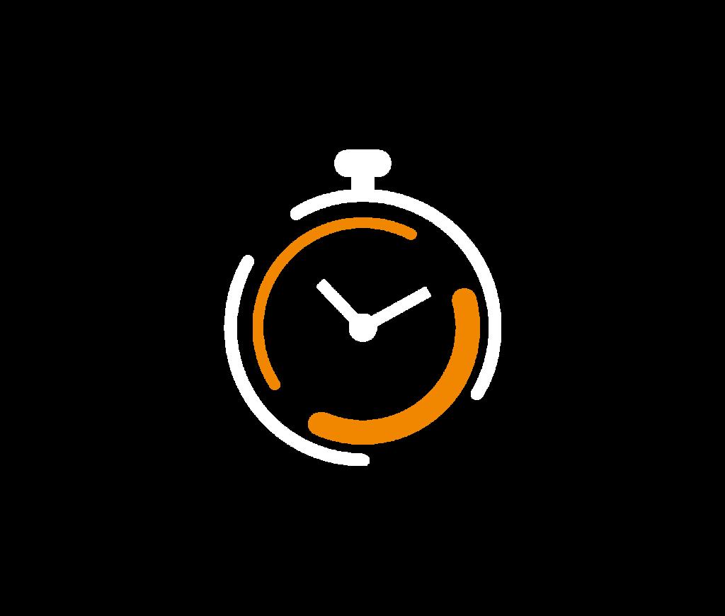 pictogramme de montre a gousset