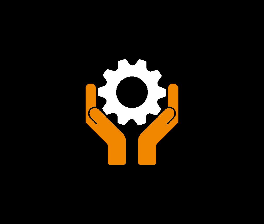 pictogramme de maintenance